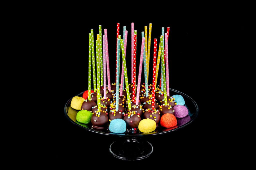 Deluxe Catering - Šokolaadipallid
